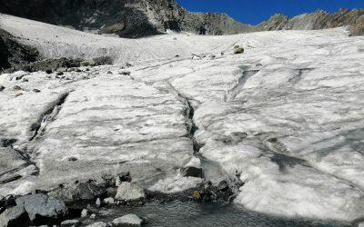 Sortie du 20-09-2019-Glacier Chavière