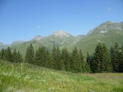 Balade en Tarentaise-Vanoise
