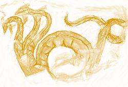 L'état des Choses : un serpent à trois têtes comme figure planétaire…